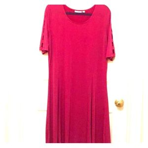 Short Sleeve dress from Susan Graver - used once